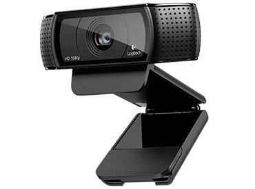 Logitech HD Pro Webcam C920 - Full HD 1080p