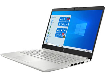 "Notebook HP Intel Core i3 (10ma. gen) - 8GB - 256GB - 14"" - W10H"