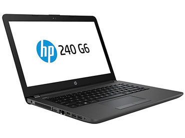 Notebook HP 240 G6 Intel® Celeron® N4000 - 8GB - 500GB