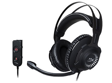 Auriculares con Micrófono Kingston HyperX™ Cloud Revolver™ S - Gun Metal