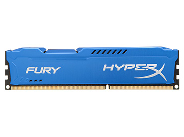 Memoria Ram Kingston HyperX Fury DDR3 8GB 1600MHz