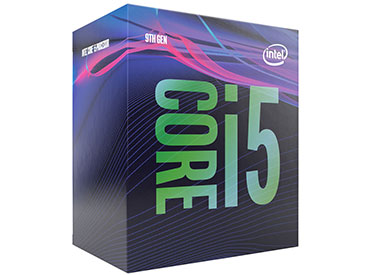 Microprocesador Intel® Core™ i5-9400 (9M Cache, 4.10 GHz) s.1151 BOX