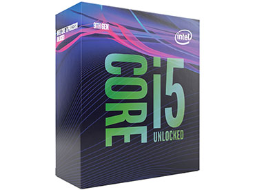 Microprocesador Intel® Core™ i5-9600K (9M Cache, 4.60 GHz) s.1151 BOX