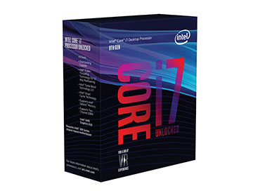 Microprocesador Intel® Core™ i7-8700K (12M Cache, 4.70 GHz) s.1151 BOX