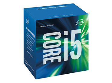 Microprocesador Intel® Core™ i5-7400 (6M Cache, 3.50 GHz) s.1151 BOX