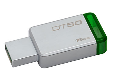 Pen Drive Kingston DataTraveler 50 16GB USB 3.1 Gen 1