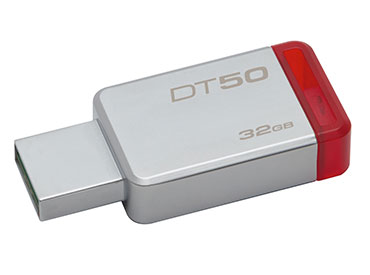 Pen Drive Kingston DataTraveler 50 32GB USB 3.1 Gen 1