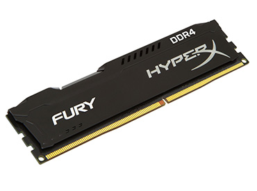 Memoria Ram Kingston HyperX Fury DDR4 4GB 2400MHz