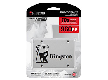 Disco Kingston UV400 SSD 960GB SATA3
