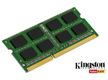 Memoria Ram Kingston para Notebook SODIMM DDR4 4GB 2400MHz