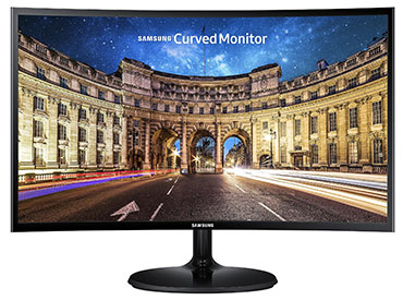 Monitor LED Samsung Curvo 24