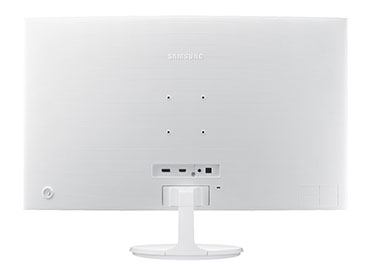"Monitor LED Samsung Curvo 32"" LC32F391 con Active Crystal Color"