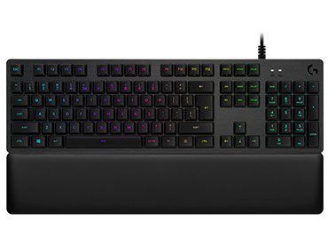 Teclado Mecánico Logitech G513 Carbon - Switches Romer-G™