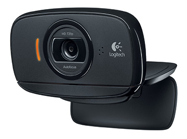 Logitech HD Webcam C525 - 720p con enfoque automático