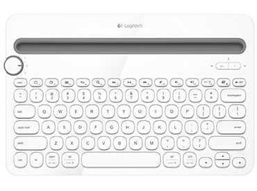 Teclado Logitech K480 Multi-Device Bluetooth Blanco