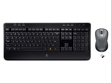 Logitech Wireless Combo MK520 Teclado y Mouse