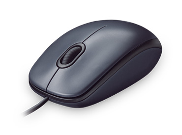Mouse Logitech M90 Optico USB Plug and Play