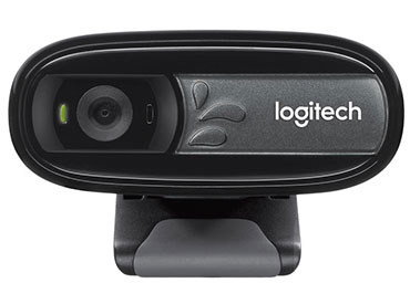 Logitech Webcam C170 - Con Micrófono integrado