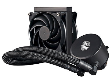Cooler para CPU Cooler Master MasterLiquid 120