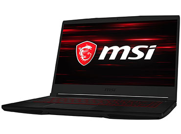 Notebook MSI GF63 Thin 9RCX - i5-9300H - 8GB - 512GB SSD - GTX 1050 4GB