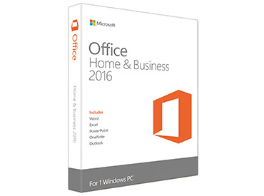 Microsoft Office Hogar y Empresa 2016 (Word - Excel - PowerPoint - Outlook - One Note) BOX