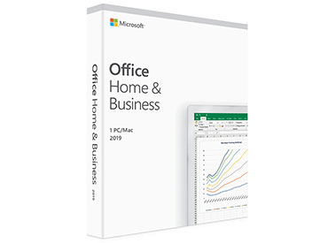 Microsoft Office Hogar y Empresas 2019 (Word - Excel - PowerPoint - Outlook - One Note)