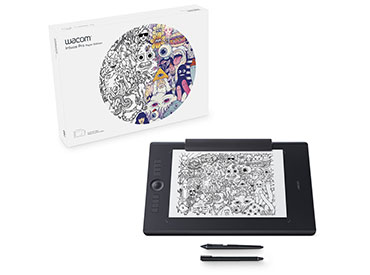 Tableta Digitalizadora Wacom Intuos Pro Paper Edition Large - PTH860P
