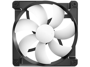 Cooler NZXT FN V2 Airflow Fan 140mm para gabinete