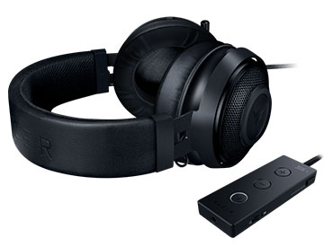 Auriculares con Micrófono Razer Kraken Tournament Edition - Black