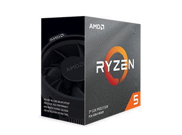 Microprocesador AMD Ryzen™ 5 3600 4.2GHz AM4