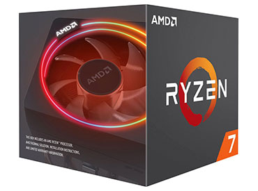 Microprocesador AMD Ryzen™ 7 2700X 4.3GHz AM4