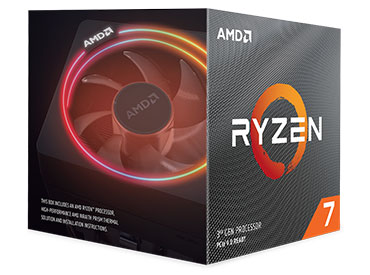 Microprocesador AMD Ryzen™ 7 3800X 4.5GHz AM4