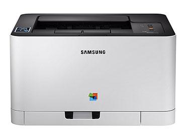 Impresora láser color Samsung Xpress SL-C430W (SS230K) - Computer Shopping