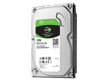Disco Rígido Seagate Barracuda 1 TB 64MB Buffer (ST1000DM010)