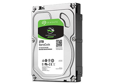 Disco Rígido Seagate Barracuda 3 TB 64MB Buffer (ST3000DM008)