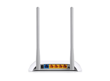 Router Wireless-N 300Mbps TP-Link (TL-WR840N) - 2 Antenas