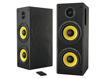 Parlantes Stereo Thonet & Vander HOCH BT™ Negro 70W RMS