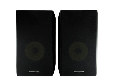 Parlantes Stereo Thonet & Vander KUGEL® Negro 140W RMS