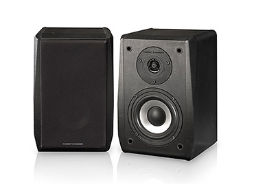 Parlantes Stereo Thonet & Vander Vertrag™ Negro 32W RMS