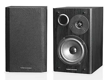 Parlantes Stereo Thonet & Vander Vier™ Negro 32W RMS