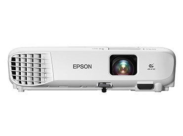 Proyector Epson Home Cinema 760HD 3LCD 3300 ansi - Resolución WXGA