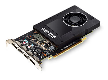 Placa de Video PNY NVIDIA® Quadro® P2000 - 5GB GDDR5