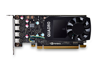 Placa de Video PNY NVIDIA® Quadro® P600 - 2GB GDDR5