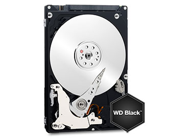 Disco Rígido para Notebook WD Black 1 TB SATA3 32MB Buffer (WD10JPLX)