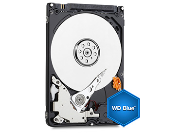 Disco Rígido para Notebook WD Blue 1 TB SATA3 8MB Buffer (WD10JPVX)
