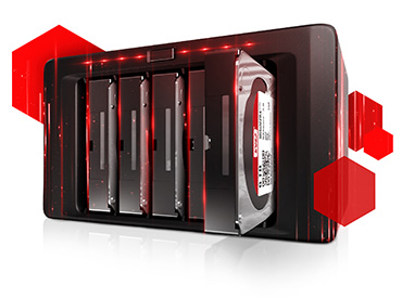 Disco Rígido WD Red 3 TB SATA3 64MB Buffer (WD30EFRX)