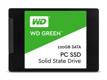 Disco WD Green PC SSD 120GB SATA3
