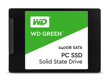 Disco WD Green PC SSD 240GB SATA3