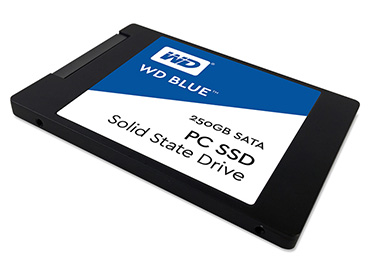 Disco WD Blue PC SSD 250GB SATA3