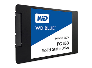 Disco WD Blue PC SSD 500GB SATA3